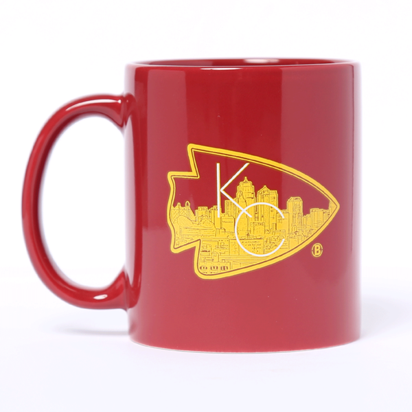 Bozz Prints Arrowhead City Mug