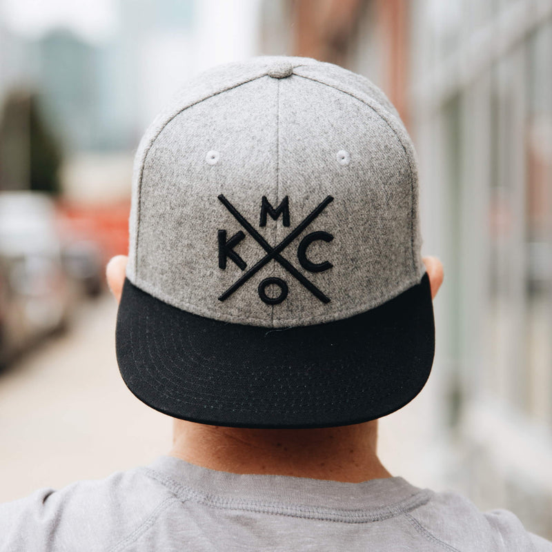 The Bunker x Made in KC Exclusive KCMO Flatbill Hat