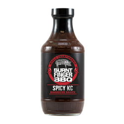 Burnt Finger Spicy KC BBQ Sauce