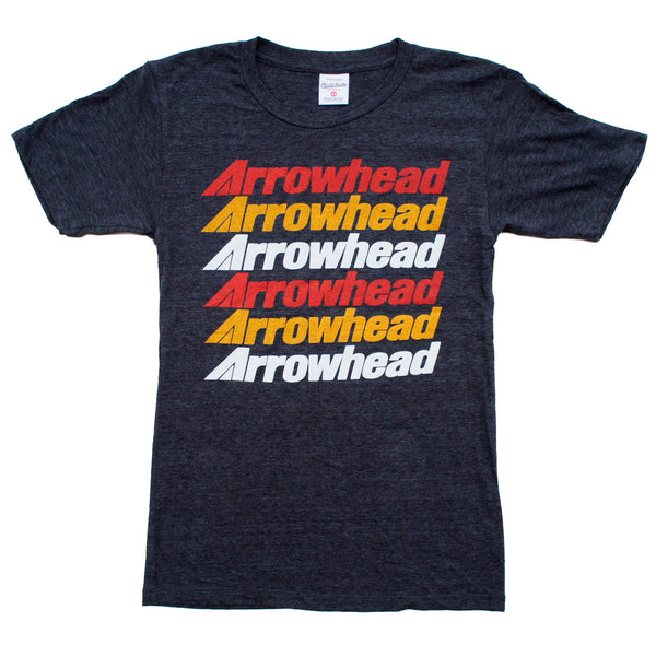 Charlie Hustle Arrowhead Repeat Tee