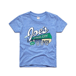 Charlie Hustle Joe's KC BBQ Kids Tee