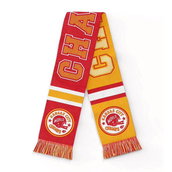 Charlie Hustle Kansas City World Champs Scarf