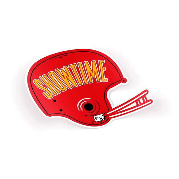 Charlie Hustle Showtime Sticker