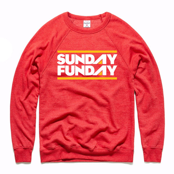 Charlie Hustle Sunday Funday Sweatshirt