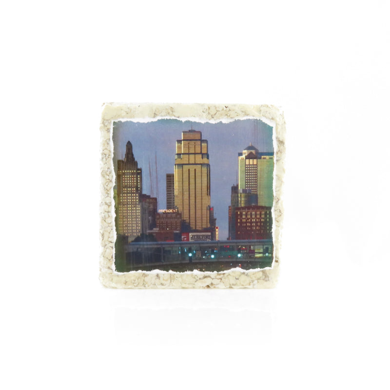 Coasters to Coasters: Kansas City Skyline