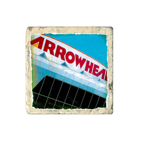 Coasters to Coasters: Arrowhead Stadium Sign