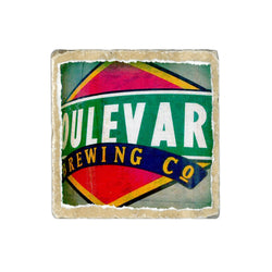 Coasters to Coasters: Boulevard Brewing Co. Logo