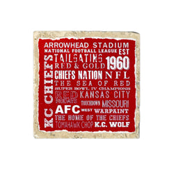 Coasters to Coasters: KC Chiefs Legends