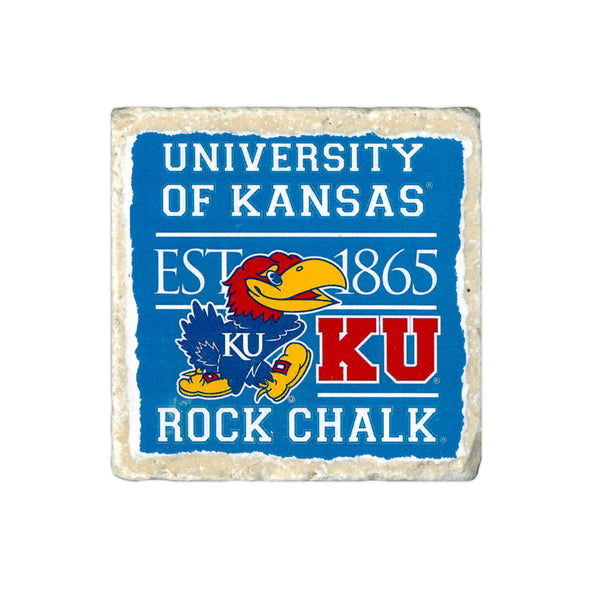 Coasters to Coasters: KU Established 1865
