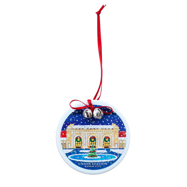 Coasters to Coasters Union Station Ornament