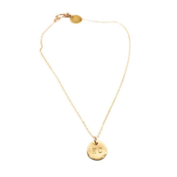 Coki Bijoux KC Charm Necklace - Gold