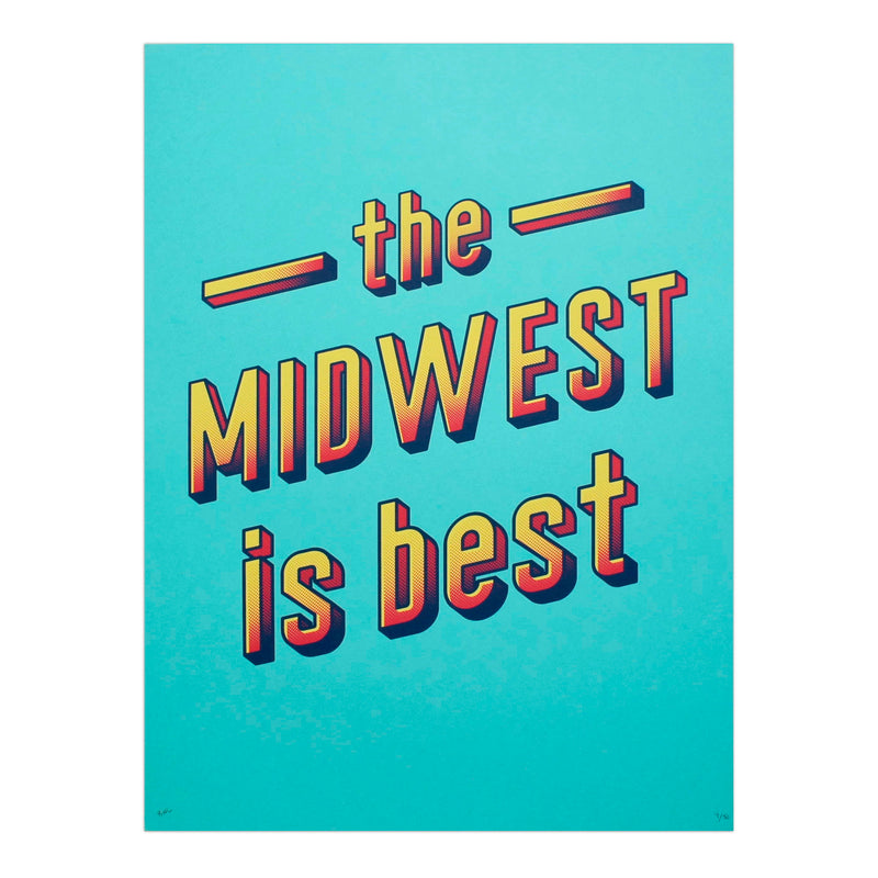 Conaghan Creative Midwest is Best Print