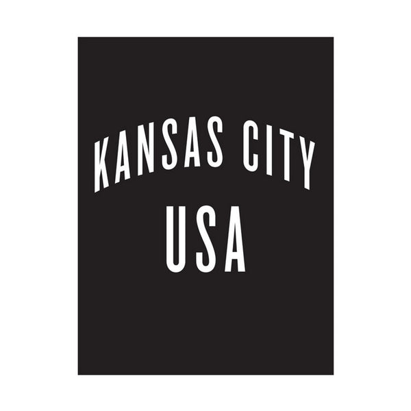 Conaghan Creative Kansas City USA Print