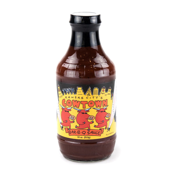 Kansas City's Cowtown Original Bar-B-Q Sauce