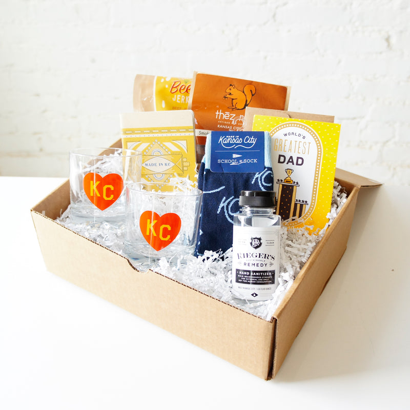Care Package: Ultimate Father's Day Box