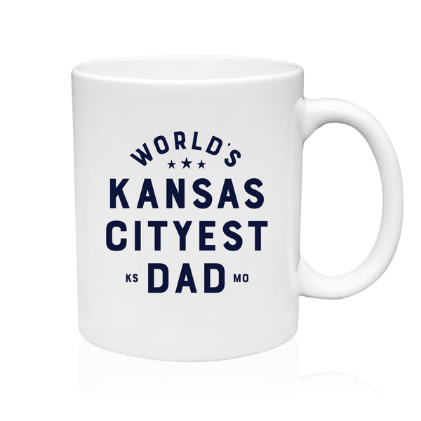 Flint & Field World's Kansas Cityest Dad Mug