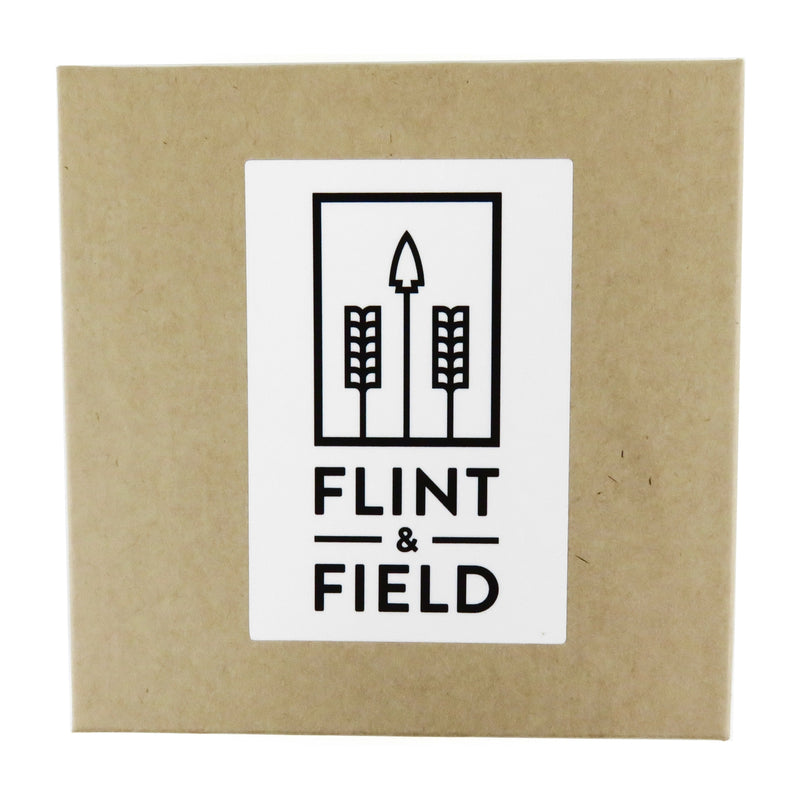 Flint & Field Kansas City Leather Coaster Set