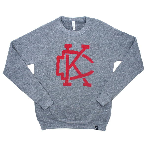 Flint & Field KC Arrowhead Sweatshirt