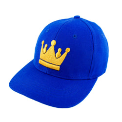 Freelance Crown Hat - Royal Blue