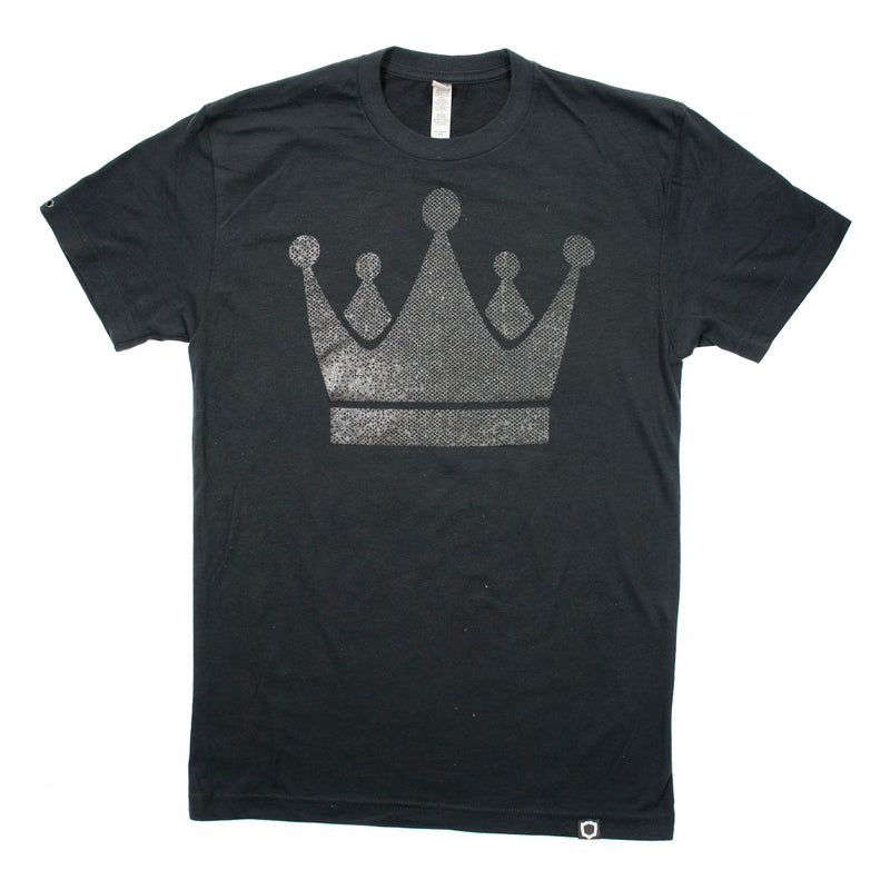 Freelance Clothing Crown Tee - Black Out