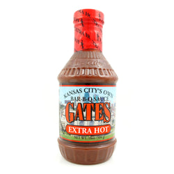 Gates Spicy Bar-B-Q Sauce