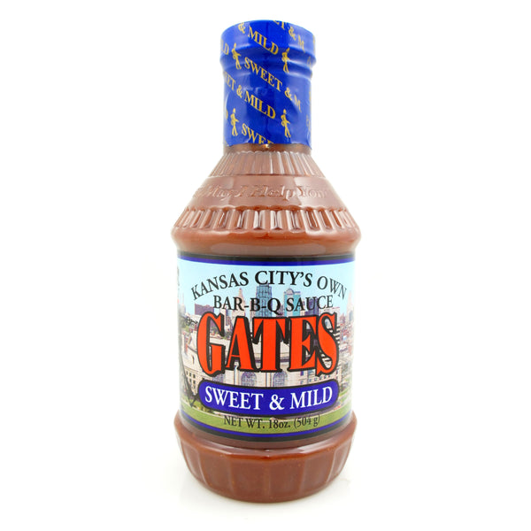 Gates Sweet and Mild Bar-B-Q Sauce