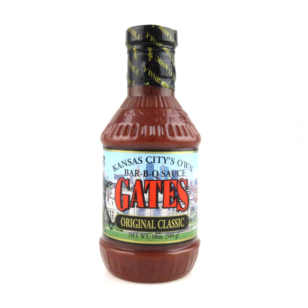 Gates Original Classic Bar-B-Q Sauce