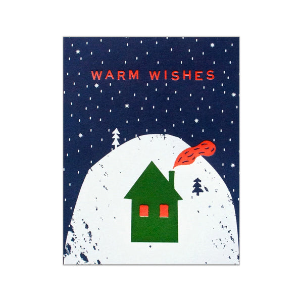 Hammerpress Warm Wishes Card
