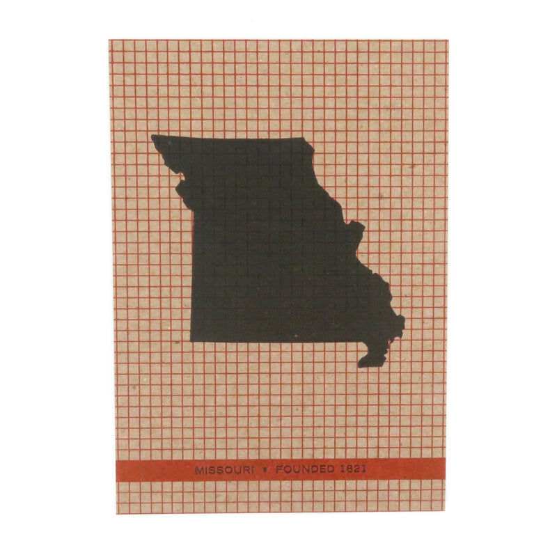 Hammerpress Missouri Postcard