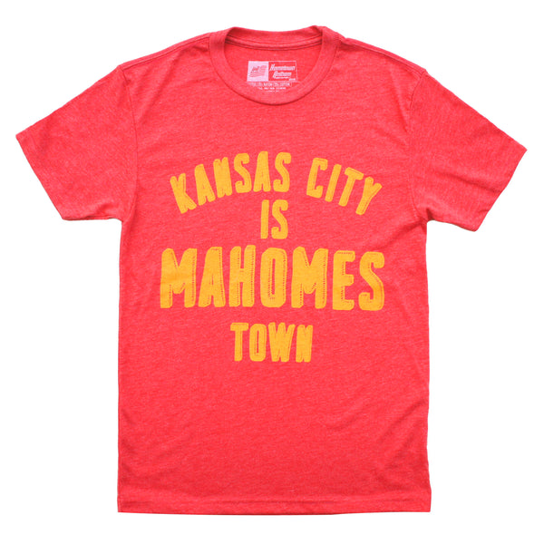 Hometown Anthem Kansas City is Mahomes Town Tee