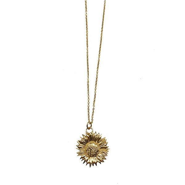 Janesko Sunflower Necklace
