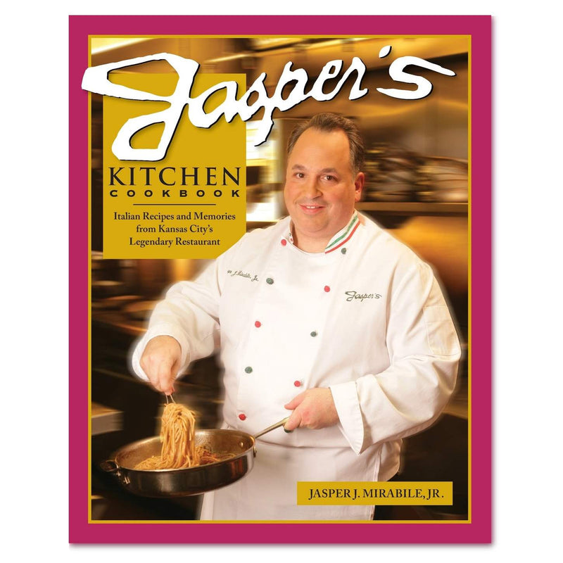 Jasper's Kitchen Cookbook