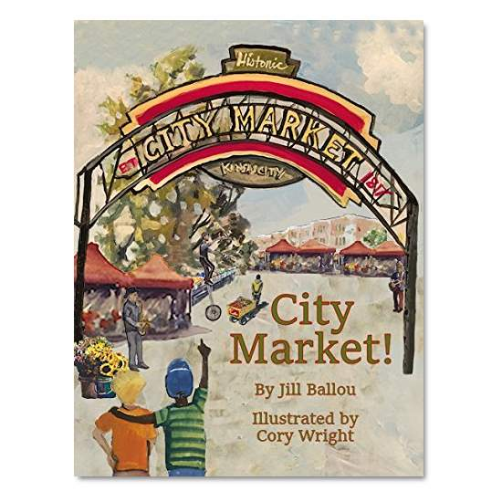 City Market! By Jill Ballou