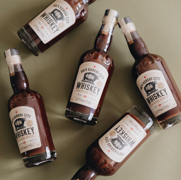 Joe's Kansas City Whiskey Bar-B-Que Sauce