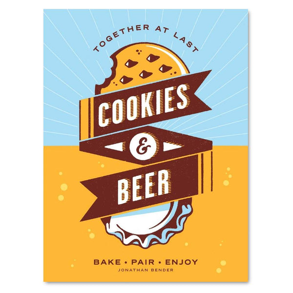 Cookies & Beer by Jonathan Bender