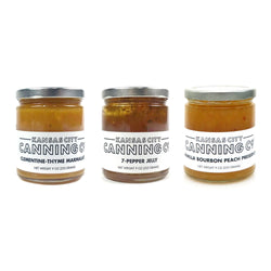 Kansas City Canning Co. Spreadable Sampler Trio