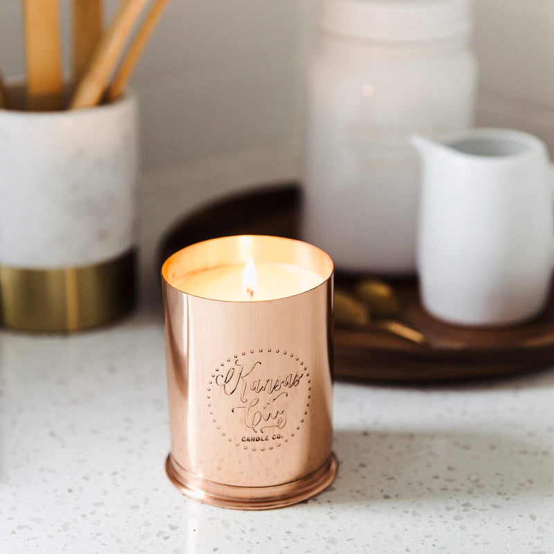 Kansas City Candle Co. Beeswax Candles