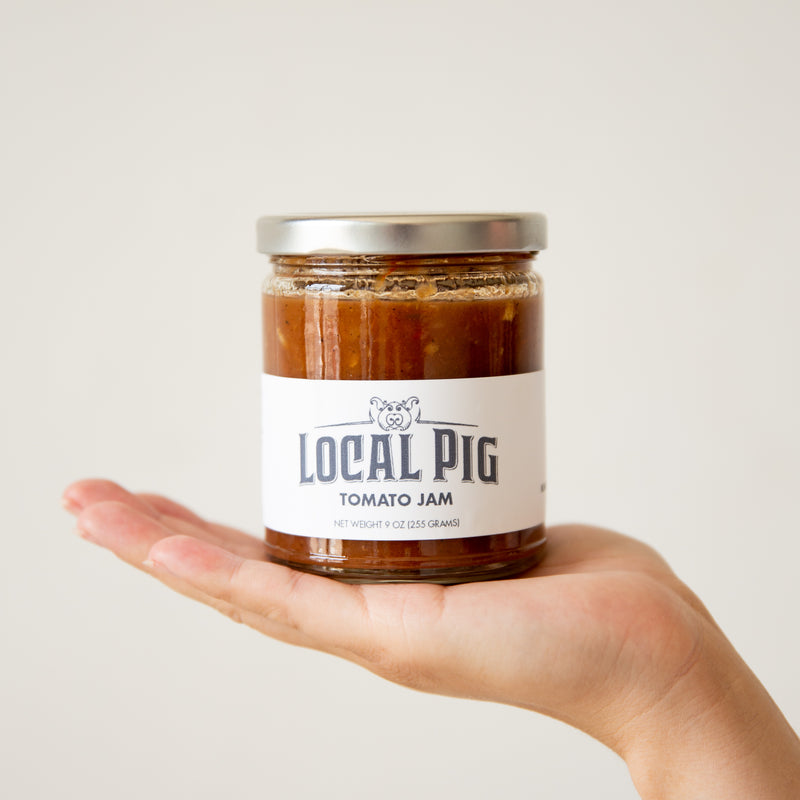 Kansas City Canning Co. x Local Pig Tomato Jam