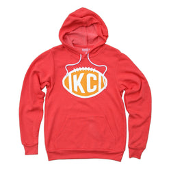 The Kansas City Clothing Co. KC Football Hoodie