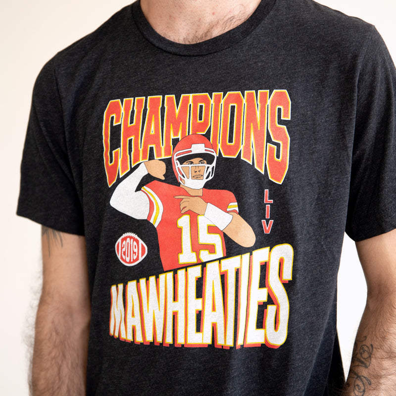 The Kansas City Clothing Co. Mawheaties Tee