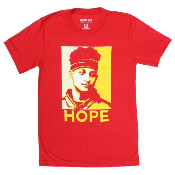 The Kansas City Clothing Co. Hope Tee
