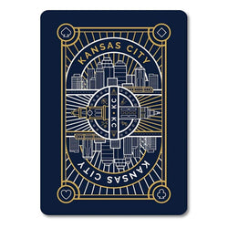 KC Labyrinth Kansas City Playing Cards