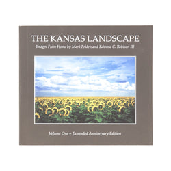 The Kansas Landscape from The Konza Press