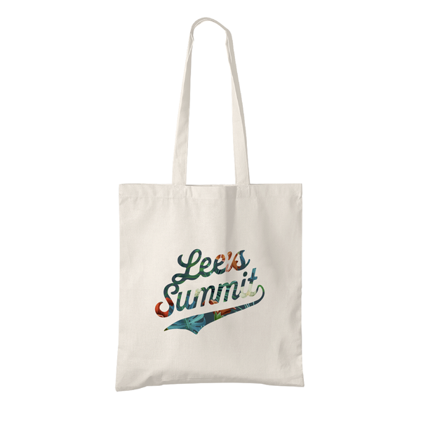 Lee's Summit Floral Tote