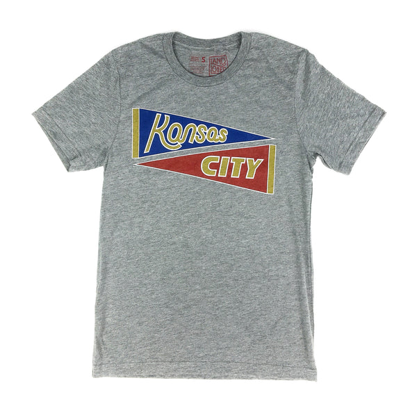 Landlocked KC Pennant Tee