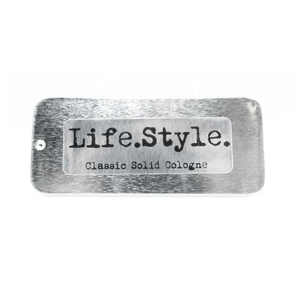 Life.Style Solid Cologne