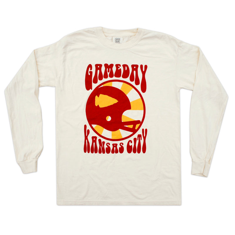 Local T Game Day Kansas City Long Sleeve Tee
