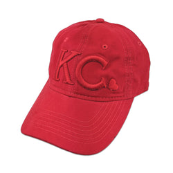 Local T Heart KC Hat - Red