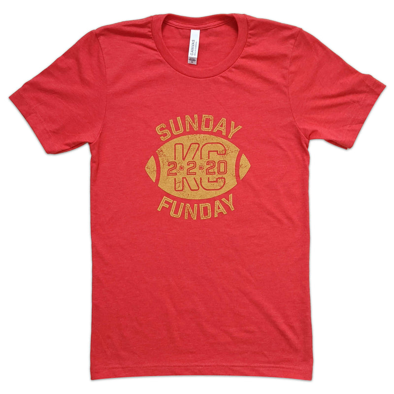 Local T Sunday Funday 2-2-20 Tee