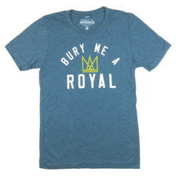 Loyalty KC Bury Me a Royal Tee
